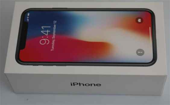For Sale Apple IPhone X 265gb Gold Brand New Sealed 500