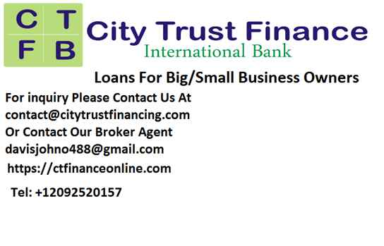LOANS FOR BISMALL BUSINESS OWNERS