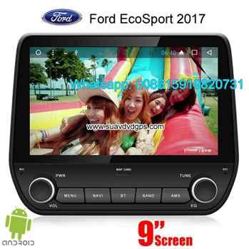 Ford EcoSport 2017 radio GPS android